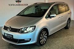 VW Sharan 2,0 TDi 184 Highline DSG