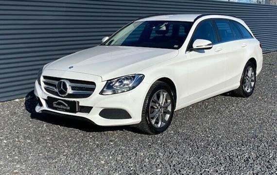 Mercedes C250 d 2,2 stc. aut. 4-M