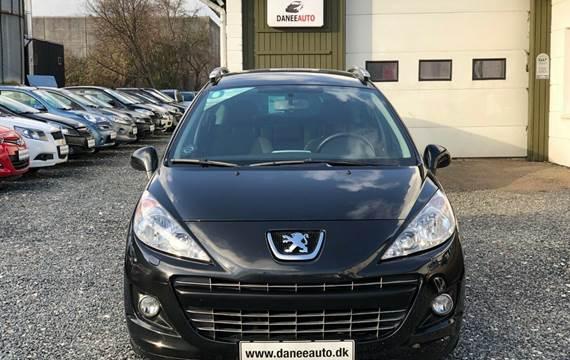 Peugeot 207 1,6 HDi 92 Sportium+ SW