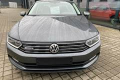 VW Passat 1,6 TDi 120 BlueMotion