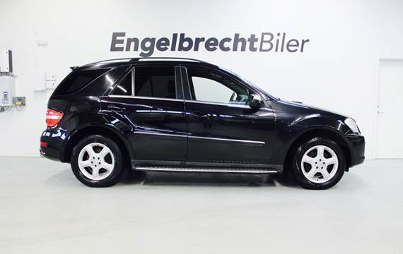 Mercedes ML420 4,0 CDi aut. 4-M