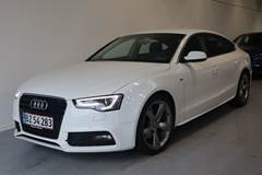 Audi A5 3,0 TDi 204 S-line SB Multitr.