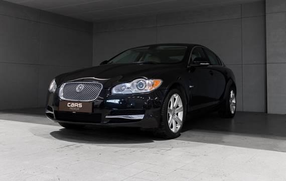 Jaguar XF 3,0 D V6 240 Luxury aut.