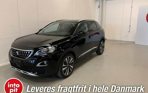 Peugeot 3008 1,5 BlueHDi 130 Allure LTD EAT8