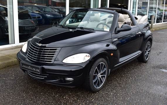 Chrysler PT Cruiser 2,4 Limited Cabriolet