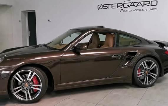 Porsche 911 Turbo 3,8 Coupé PDK
