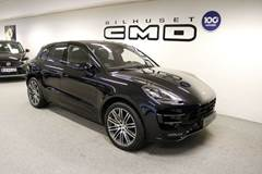 Porsche Macan Turbo 3,6 Performance PDK