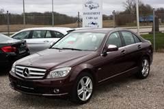 Mercedes C220 2,2 CDi Elegance aut.