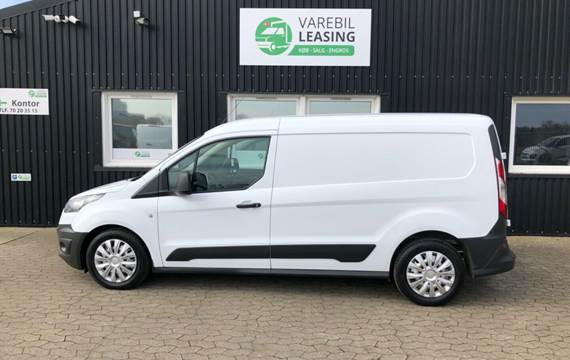 Ford Transit Connect 1,6 TDCi 95 Ambiente lang ECO