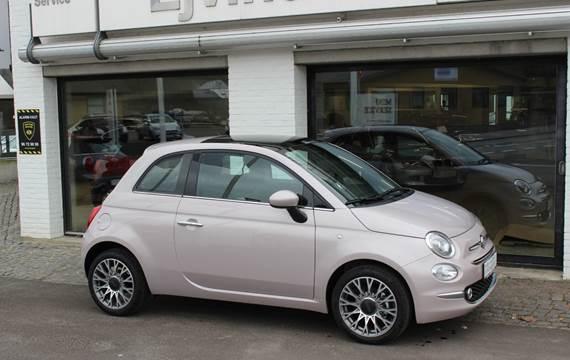 Fiat 500 1,0 Star+