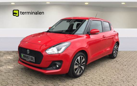 Suzuki Swift 1,0 Boosterjet Hybrid Exclusive