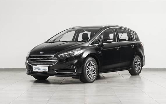 Ford S-MAX 2,0 EcoBlue Titanium  8g Aut.