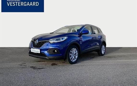 Renault Kadjar 1,3 TCE GPF Zen EDC  5d 7g Aut.