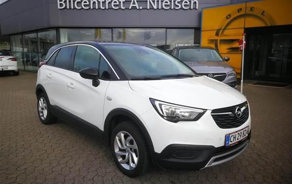 Opel Crossland X 1,2 T Innovation Start/Stop  5d 6g Aut.