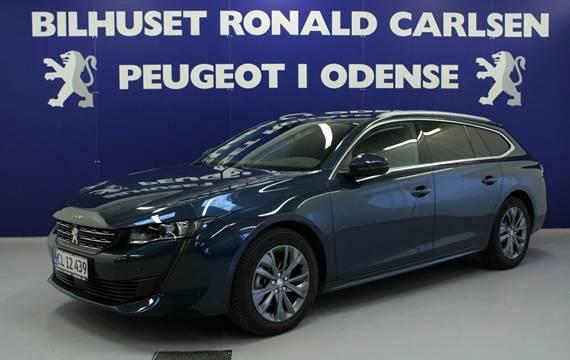 Peugeot 508 1,6 PT 180 Allure SW EAT8