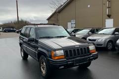Jeep Grand Cherokee 5,2 V8 Limited aut.