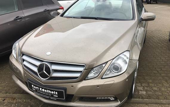 Mercedes E500 5,5  2d 7g Aut.