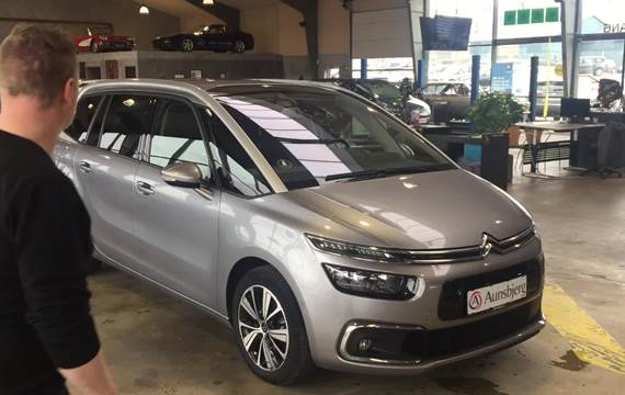 Citroën Grand C4 SpaceTourer 2,0 BlueHDi 150 Intensive+ EAT6
