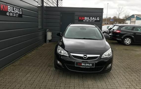 Opel Astra 1,7 CDTi 125 Enjoy ST
