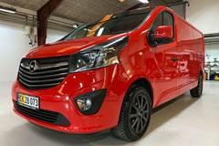 Opel Vivaro 1,6 CDTi 120 Sportive L2H1