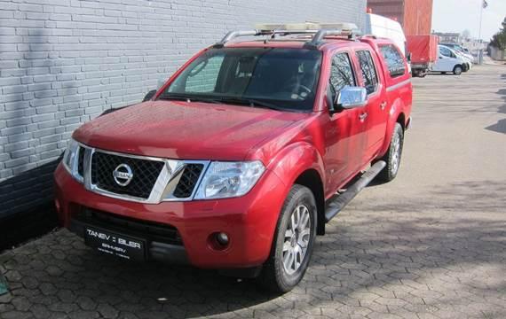 Nissan Navara 3,0 dCi 231 Db.Cab LE aut.