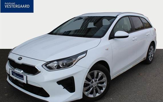 Kia Ceed 1,4 SW  T-GDI Attraction  Stc 6g