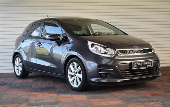 Kia Rio 1,4 CRDI Attraction  5d 6g