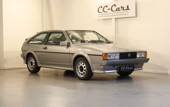 VW Scirocco 1,8 GT