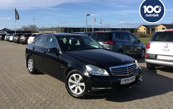 Mercedes C180 1,8 aut. BE