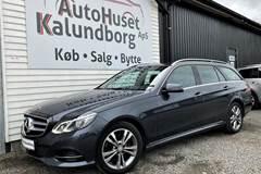 Mercedes E250 2,2 BlueTEC Avantgarde stc. aut.