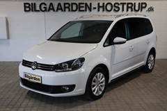 VW Touran 2,0 TDi 140 Highline BMT Van