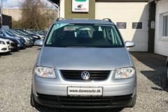 VW Touran 2,0 TDi 140 Highline DSG Van