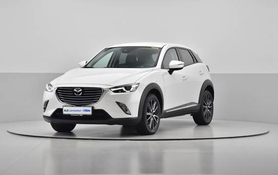 Mazda CX-3 2,0 Sky-G 121 Optimum