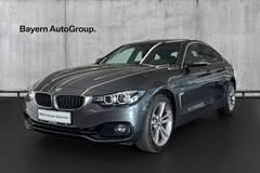 BMW 430d 3,0 Gran Coupé Sport Line xDrive