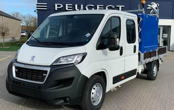 Peugeot Boxer 435 2,2 BlueHDi 163 L3 Db.Cab Plus