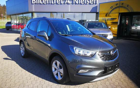 Opel Mokka X 1,4 Turbo Enjoy Start/Stop  5d 6g