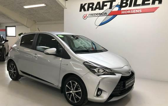 Toyota Yaris 1,5 Hybrid H3 Limited e-CVT