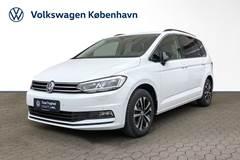 VW Touran 2,0 TDi 150 IQ.Drive DSG 7prs