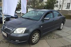 Toyota Avensis 2,0 Linea Sol