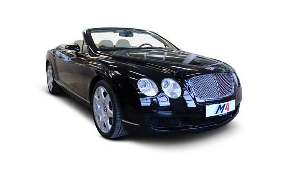 Bentley Continental GTC 6,0 aut.