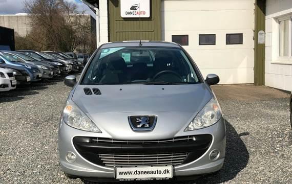 Peugeot 206+ 1,4 HDi 70 Comfort+