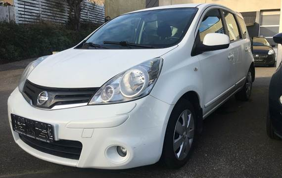 Nissan Note 1,4 Acenta Connect