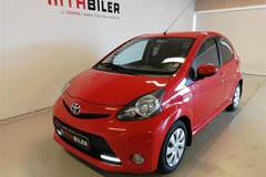 Toyota Aygo 1,0 VVT-I T2 Air Connect  5d