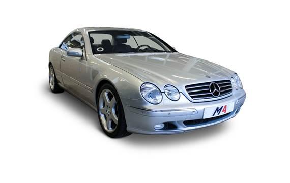 Mercedes CL600 5,8 aut.