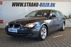 BMW 520d 2,0 Touring