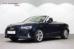 Audi A3 TFSi Sport Cabriolet S-tr.