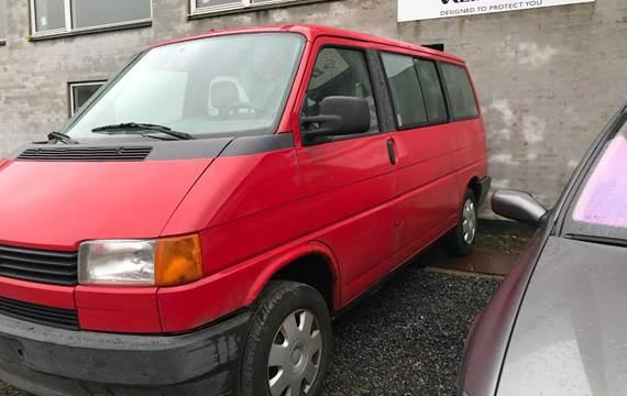 VW Caravelle 2,0 9prs