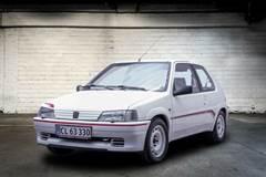 Peugeot 106 1,3 Rallye