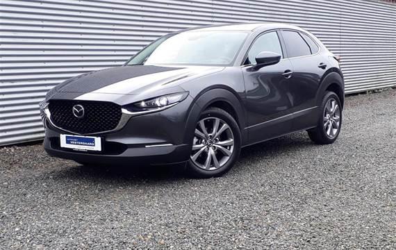 Mazda CX-30 2,0 2.0 SKYACTIV-X 180 HK 5-dørs man.