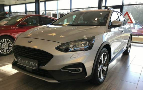 Ford Focus 1,0 EcoBoost Active